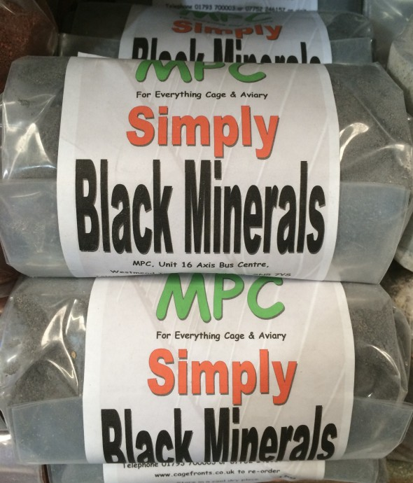 Simply Black Minerals