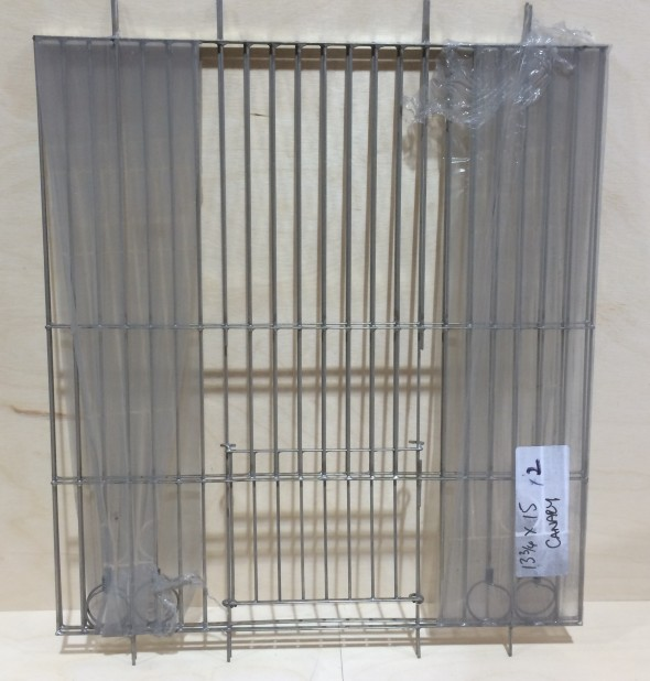 """CLEARANCE 2 X Canary Cagefront 13.75"""" x 15"""""""