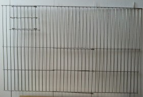 "Budgie Cagefront 24"" x 12"""