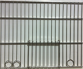 "Canary Cagefronts 16"" x 12"""