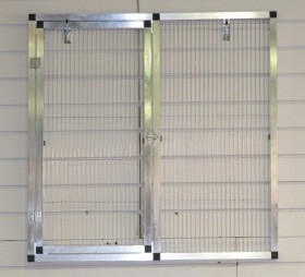 Punchbar Flight Panel 3' x 3' with Door