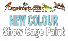 New Colour Show Cage Paint