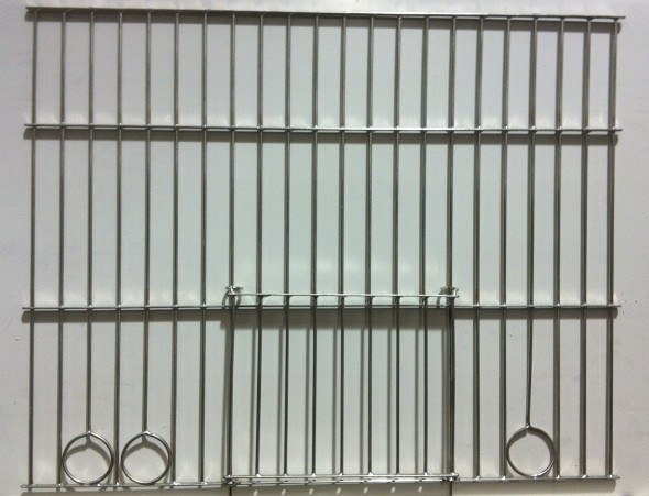 "Canary Cagefront 24"" x 12"""