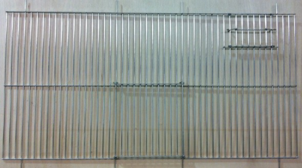 """Foreign Finch Cagefronts 24"""" x 18"""""""