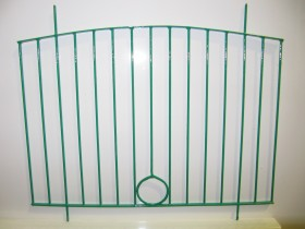 British No 3 Show Cage Front