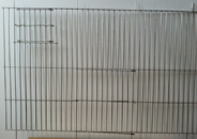 "Budgie Cagefront 18"" x 12"""