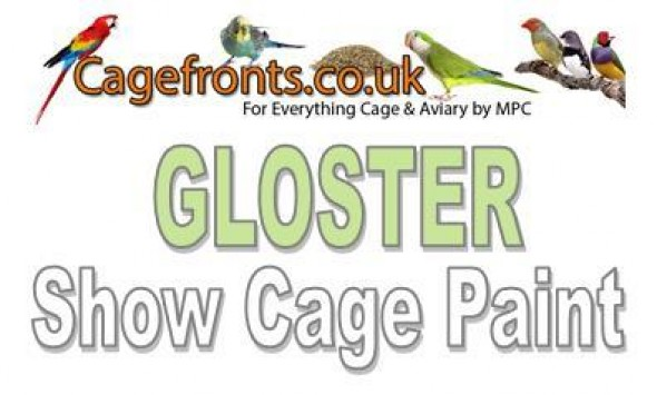 Gloster Show Cage Paint