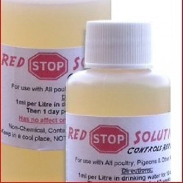 Red Stop Mite Control